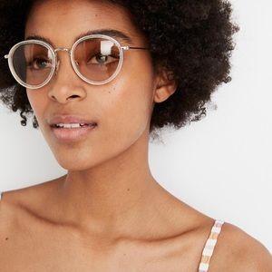Madewell Glitter Fest Sunglasses, NWOT